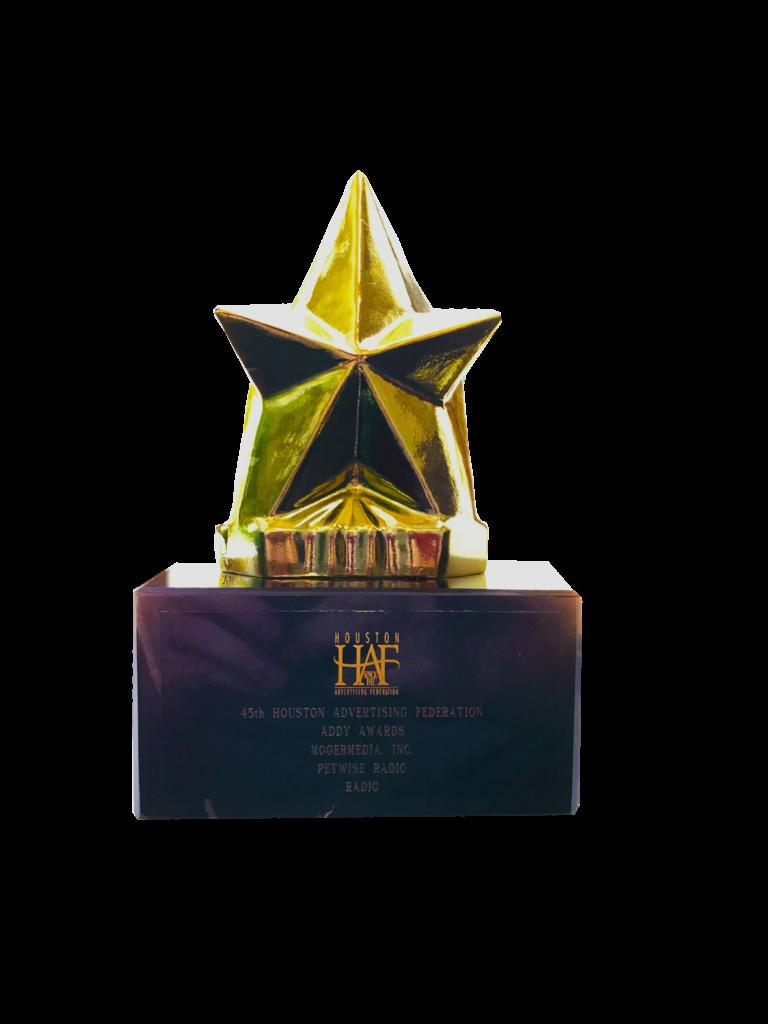 Addy Award MogerMedia FAQNow